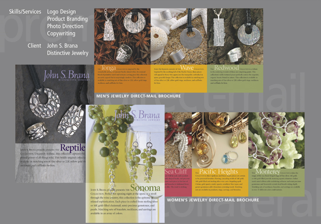 Jewelry Brochure A Showcase Of Elegant Jewelry Brochure Designs For